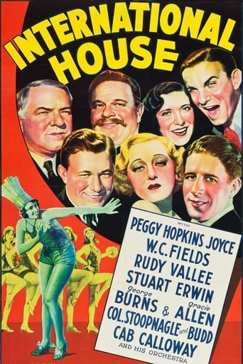 International House Movie Poster