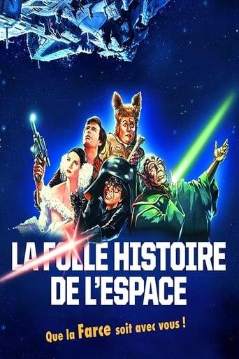 Poster of La Folle Histoire de l'espace
