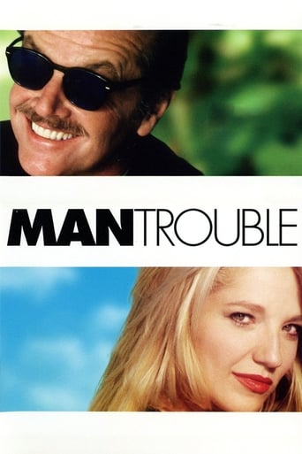 Poster of Man Trouble