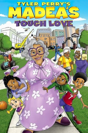 Poster of Tyler Perry's Madea's Tough Love