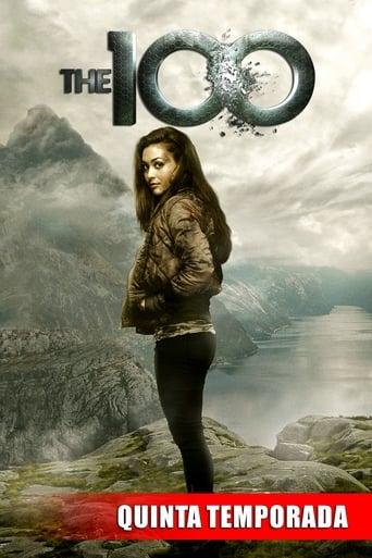 Os 100 5ª Temporada - Poster