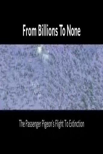 Watch From Billions to None: The Passenger Pigeon's Flight to Extinction Online Free Putlocker
