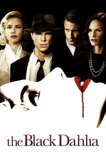 Poster of The Black Dahlia