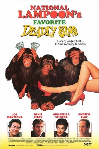 Poster of National Lampoon's Favorite Deadly Sins