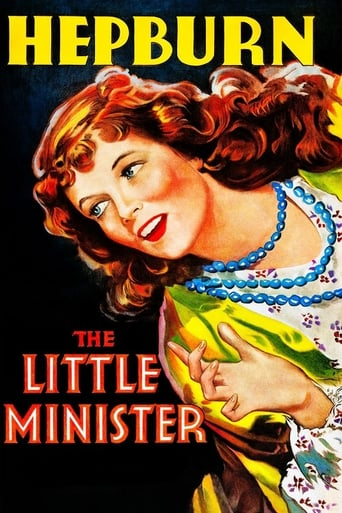 Poster of The Little Minister
