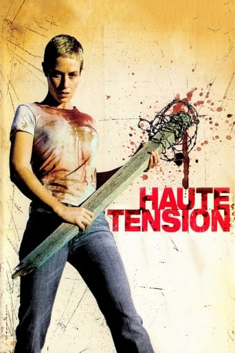 Poster of Haute tension
