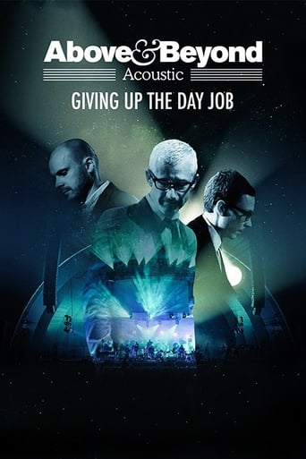 Above & Beyond Acoustic: Giving Up the Day Job