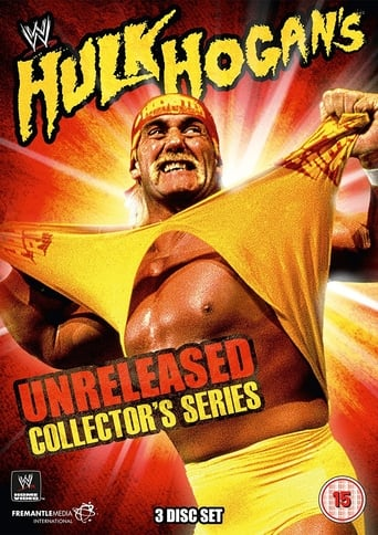 Poster of WWE: Hulk Hogan's Unreleased Collector's Series