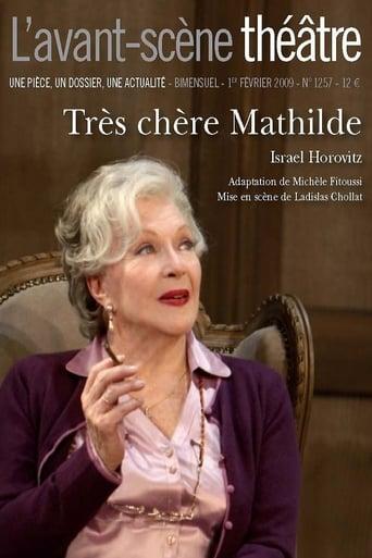 Poster of Très chère Mathilde