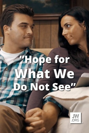 Hope for What We Do Not See