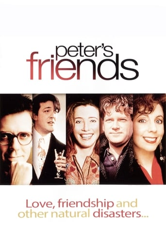 Peter's Friends Poster