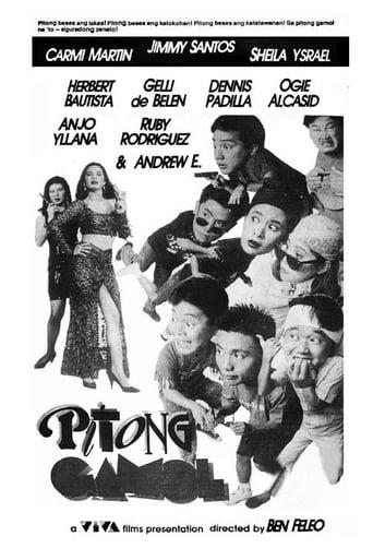 Poster of Pitong Gamol