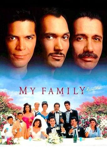 Poster of Moje rodina