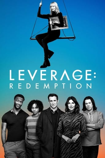 Leverage: Redemption image