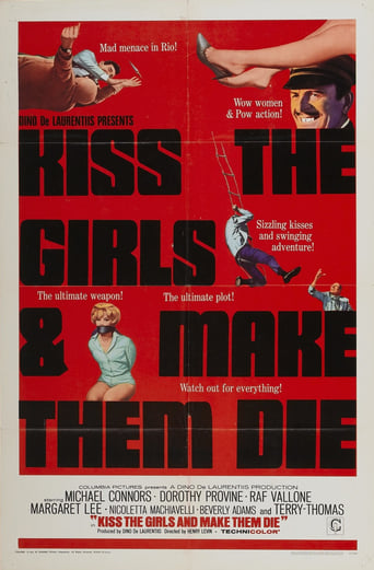 Watch Kiss the Girls and Make Them Die 1966 full online free