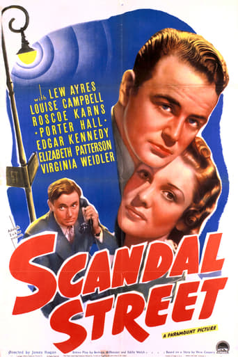 Poster of Scandal Street
