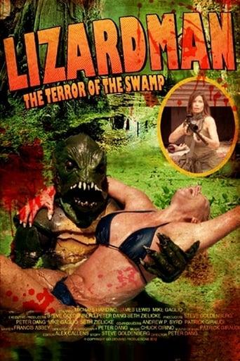 Poster of Lizard Man