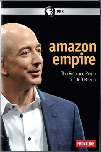 Poster of Amazon Empire: The Rise and Reign of Jeff Bezos