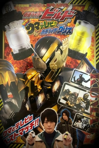 Poster of Kamen Rider Build: Birth! KumaTelevi!! VS Kamen Rider Grease!