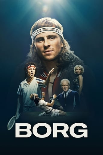 Poster of Borg vs McEnroe