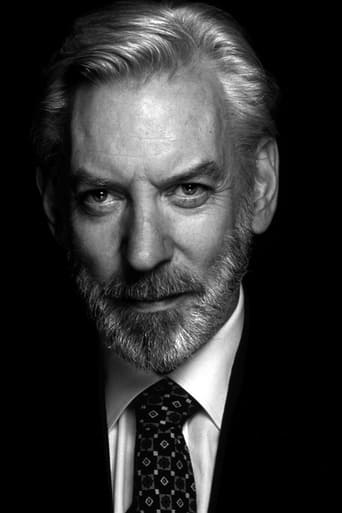 Image of Donald Sutherland