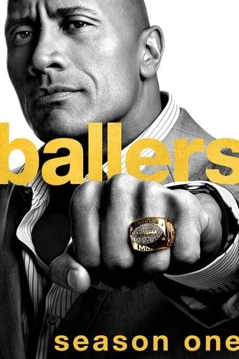 Žaidėjai / Ballers (2015) 1 Sezonas
