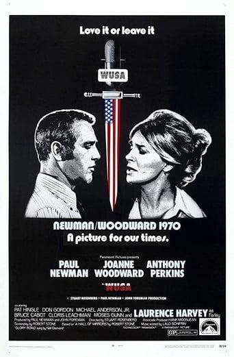Poster of WUSA