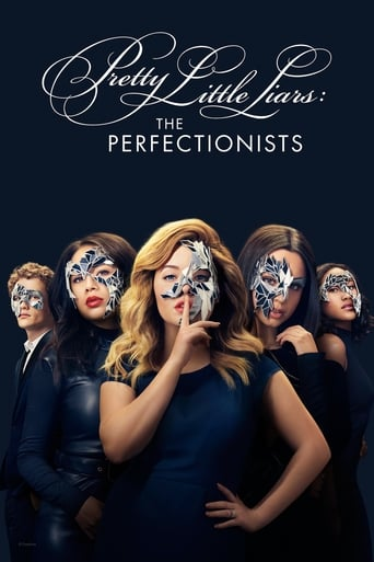 Poster of Pretty Little Liars: The Perfectionists