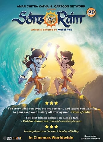Poster of Sons of Ram
