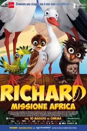 film Richard - Missione Africa