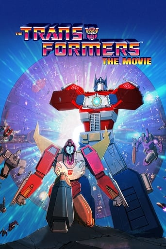 Watch The Transformers: The Movie Online Free in HD