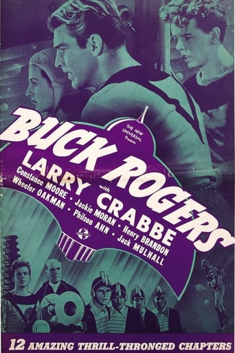 Poster of Buck Rogers