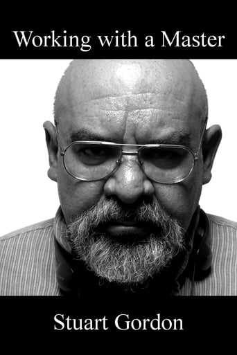 Poster of Working with a Master: Stuart Gordon