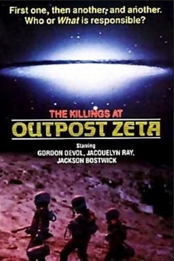 Poster of The Killings at Outpost Zeta