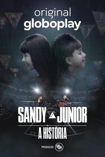 Sandy & Junior A História 1ª Temporada - Poster