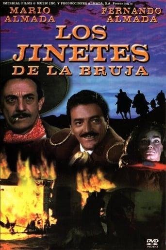 Poster of Los jinetes de la bruja (En el viejo Guanajuato)