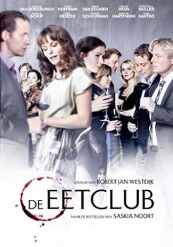 Poster of The Dinner Club