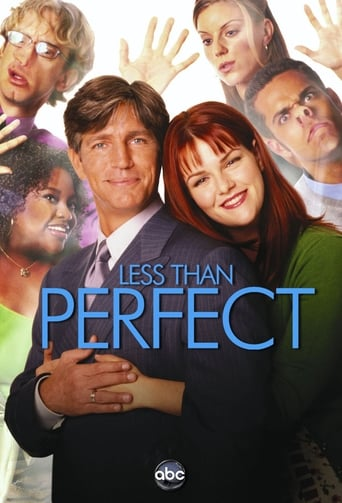 poster of Less than Perfect