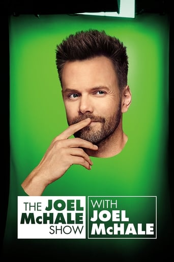 Poster of The Joel McHale Show with Joel McHale