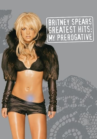 Poster of Britney Spears - Greatest Hits: My Prerogative