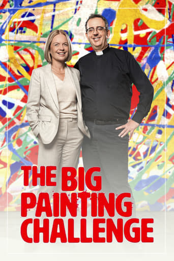 Poster of The Big Painting Challenge