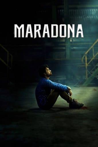 Poster of Maradona