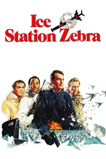 voir film Destination Zebra, station polaire  (Ice Station Zebra) streaming vf