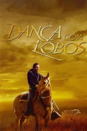 Dança com Lobos - Poster