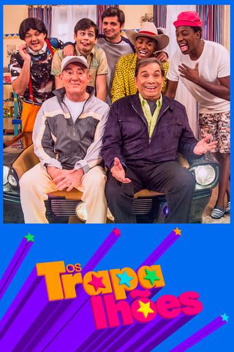 Os Trapalhões 1ª Temporada - Poster