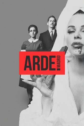 Poster of Arde Madrid
