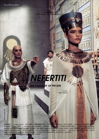 Poster of Nefertiti: Daughter of the Sun