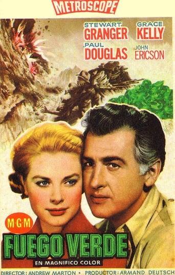 Poster of Fuego verde