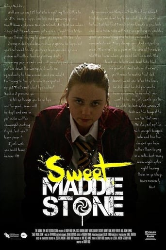 Poster of Sweet Maddie Stone