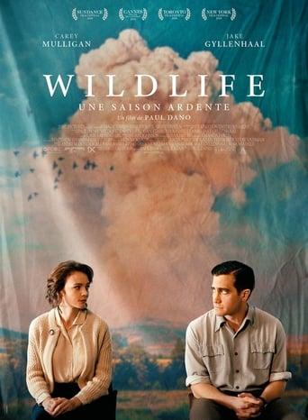 Poster of Wildlife - Une saison ardente